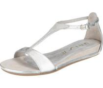 Sandaletten 'Apice' silber
