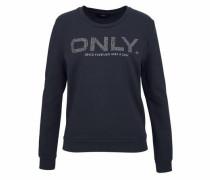 Sweatshirt 'helene' nachtblau