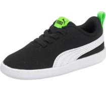 Baby Sneakers 'Courtflex' neongrün / schwarz / weiß