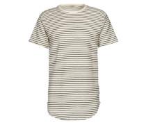T-Shirt 'josh Longy' gelb
