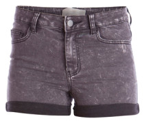 Shorts 'Jute Snow ' grau