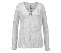 Langarmshirt »Laami« grau