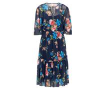 Kleid 'gabi' marine / mischfarben