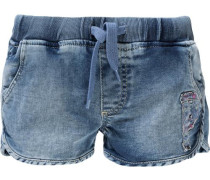 Shorts Daisy Teen blue denim