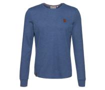 Sweatshirt 'Italienischer Hengst Langen Iii' blau