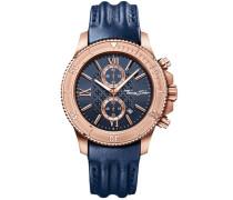 Chronograph »Rebel Race Wa0214« blau / gold