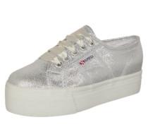 Sneaker 'Lamew' silber / weiß