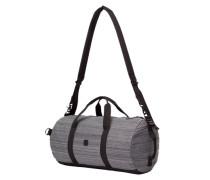 Tasche 'Loyd' grau / schwarz / schwarzmeliert