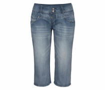 Jeansbermuda blue denim