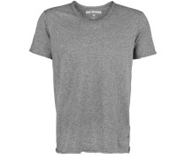 T-Shirt 'scoop Shirt' grau