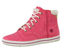Sneaker Earthkeepers Casc By Canvas Chukka 8947A hellrot