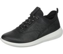 'Soft 7' Sneakers schwarz / weiß