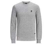 Sweatshirt Weihnachts grau