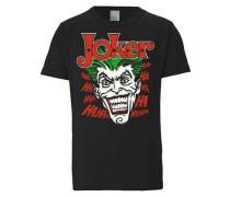 """T-Shirt """"Joker - Batman"""" schwarz"""
