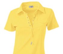Polo-Shirt gelb