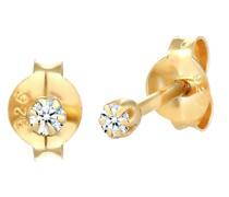 Ohrringe Solitär-Ohrring