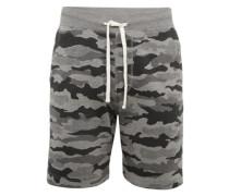 Shorts 'umlb' grau / dunkelgrau / khaki