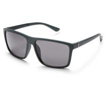 Trendige Sonnenbrille grau