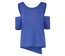 T-Shirt 'taurus' violettblau