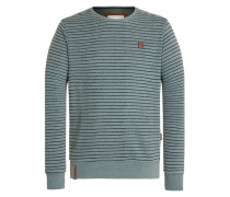 Sweatshirt 'Indifference Of Good Men' blau