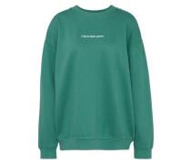 Sweatshirt 'hilary CN Hwk' dunkelgrün