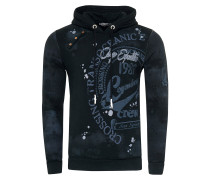 Sweatshirt mit Streetwear Front Print