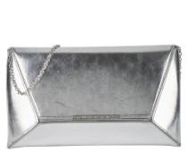 Lack-Clutch silber