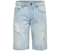 'Weft' Jeansshorts blue denim