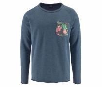 Sweatshirt »Jorsette Sweat Crew Neck« blau