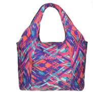 Sport Beachbag Shopper Tasche 45 cm lila