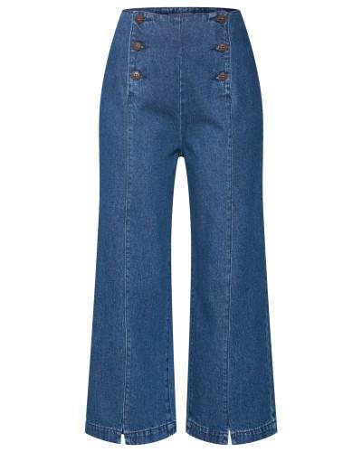 Jeans 'flavia' blue denim