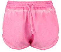 Shorts Short Fleece pink