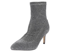 Stiefelette 'sterling' silber