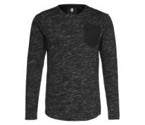 Sweatshirt 'Xauri' schwarz