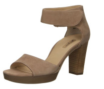 Sandale hellbeige