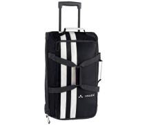 New Islands Tobago 65 2-Rollen Reisetasche 61 cm schwarz / weiß