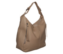 Hobo Bag 'PCBritta' beige