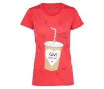 T-Shirt 'drink' rot