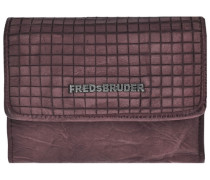 Cut it Vintage Little Dimly Wallet Geldbörse Leder 14 cm braun