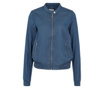 Denim-Bomber 'vidonna' blue denim
