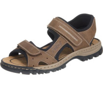 Sandalen braun / hellbraun