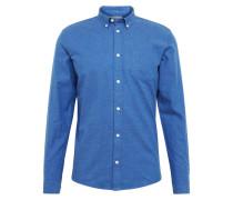 Hemd 'jay' blau