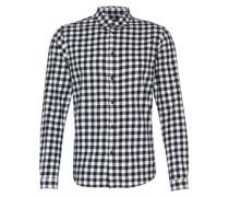 Hemd 'seth LS Shirt' schwarz