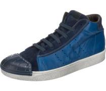 Sneakers blau / dunkelblau