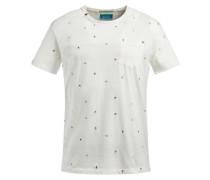 Shirt 'tarasco' weiß