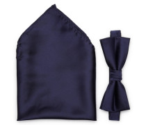 Fliege Night bowtie Noos F blau
