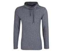 Turtleneck-Shirt taubenblau