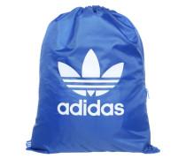 Adidas Turnbeutel blau / weiß