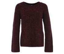 Oversized Pullover 'Vanadi' rot