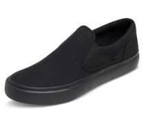 Slip-On Schuhe 'Trase' schwarz